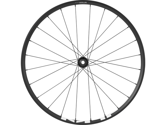 "Shimano WH-MT500 Etukiekko 27,5"" CL E-Thru Disc 110mm"